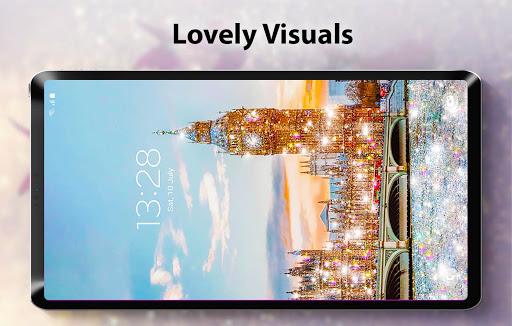 Glitter Live Wallpaper android2mod screenshots 20