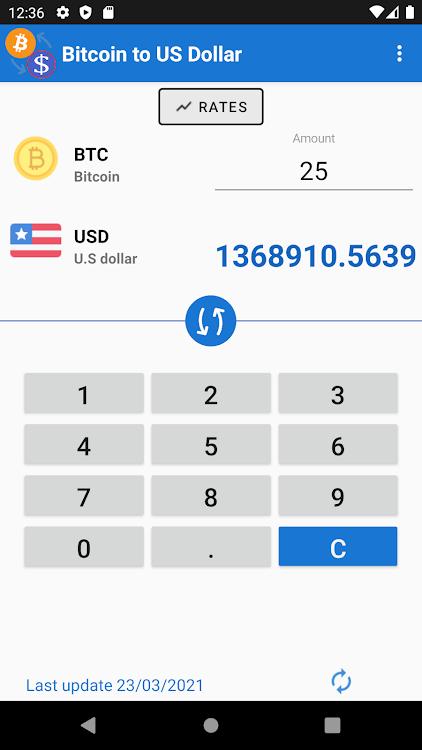 5 Bitcoin in Dollaro Americano o 5 BTC in USD