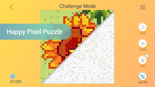 Happy Pixel Puzzle: Free Fun Coloring Logic Game screenshots 23