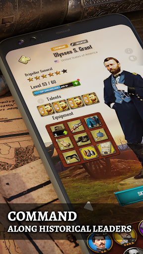 War and Peace: The #1 Civil War Strategy Game screenshots 7