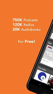 Podcast Addict MOD APK (Premium/ Paid Features Unlocked) 1