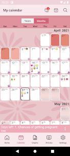 WomanLog Pro Calendar Mod Apk 6.1.3 (Patched) 2