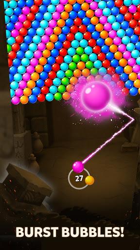 Bubble Pop Origin! Puzzle Game Apkfinish screenshots 1