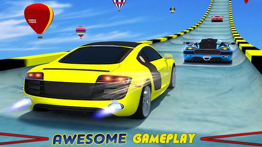 Extreme Car Driving - GT Racing Car Stunts Race 3D 1.0 screenshots 1