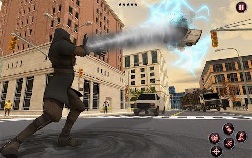 wind magical rope hero screenshots 12