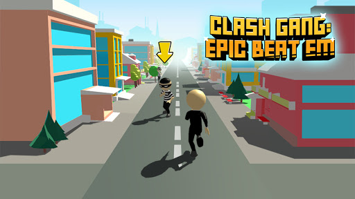 Clash Gang: Epic Beat Em 1.2.8 screenshots 11