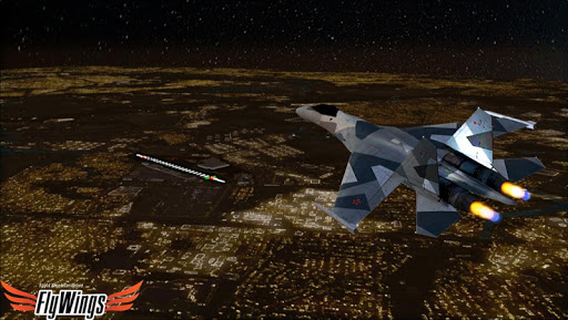 Flight Simulator Night - Fly Over New York NY 1.0.1 screenshots 20