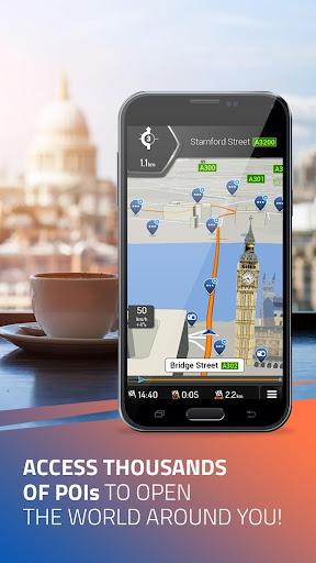 iGO Navigation  screenshots 3