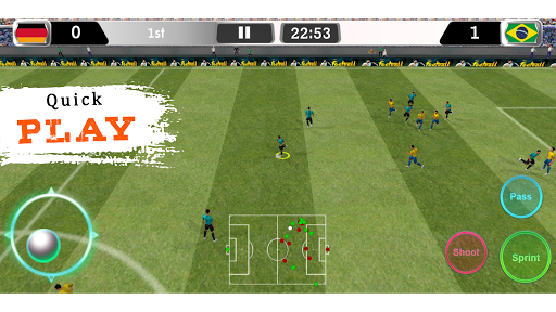 Real Football World Lite : 2020 Championship 1.9 screenshots 6