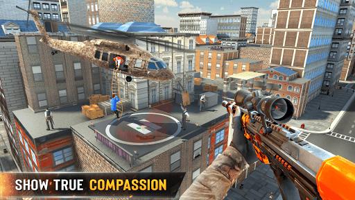 New Sniper Shooter: Free offline 3D shooting games screenshots 18