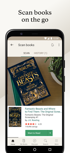 Goodreads 2.24.1 Build 2 screenshots 2