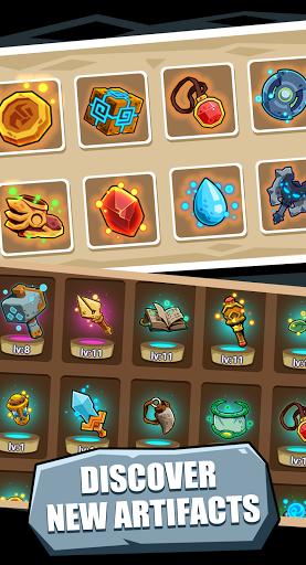 Tap Dungeon Hero:Idle Infinity RPG Game apktram screenshots 8