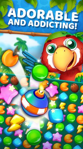 Animatch Friends - cute match 3 Free puzzle game screenshots 2