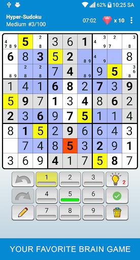 Sudoku - Classic Puzzle Game  screenshots 4