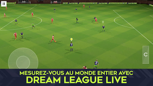 Code Triche Dream League Soccer 2021 (Astuce) APK MOD screenshots 6
