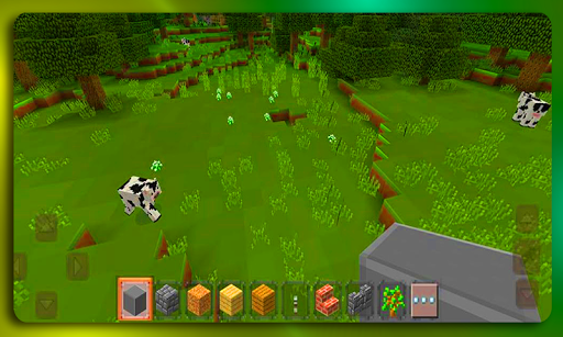New Mini Craft Block Craft 3D Building Game 11.1 screenshots 3