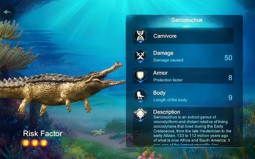 Dunkleeosteus Simulator screenshots 18
