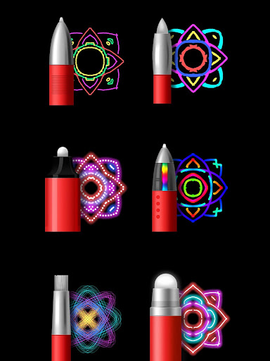 Doodle Master - Glow Art 1.0.26 Screenshots 24