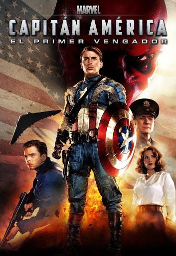 Capitan America El Primer Vengador Ve Peliculas En Google Play