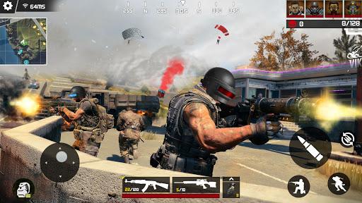 Cover Strike 3D: MultiPlayer FPS Shooting Games 1.0 screenshots 5