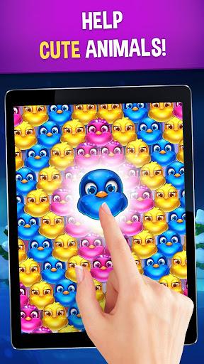 Bubble Birds V - Color Birds Shooter modavailable screenshots 11