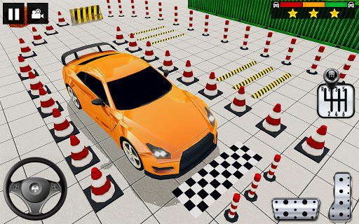 Modern Car Parking Simulator - Best Parking Games 1.0.8 screenshots 4