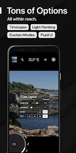 تحميل ProShot v6.3 برنامج كاميرا مهكر احترافي وكامل Android 3