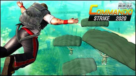 Real Commando Strike CS- New Shooting Games Hack Online [Android & iOS] 5