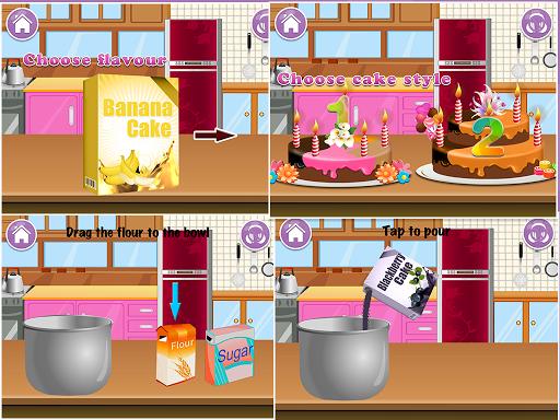 Cake Maker apkmr screenshots 5