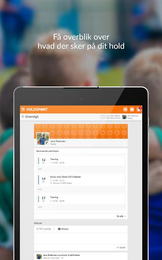 Holdsport - Hurtig tilmelding & kontingentbetaling 6.6.348 screenshots 10