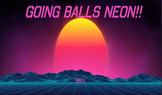 Going Balls Neon!!  screenshots 1