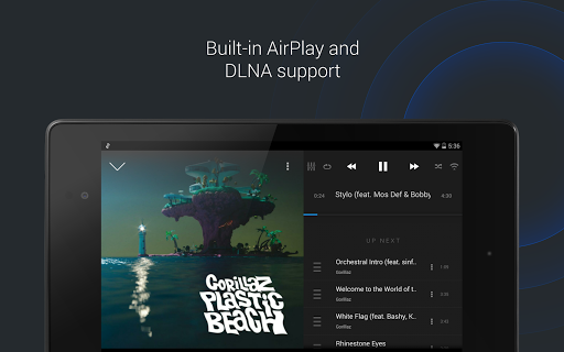 doubleTwist Music & Podcast Player with Sync screenshots 12