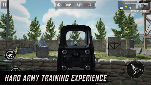 indian army training game- fight for nation screenshot 2