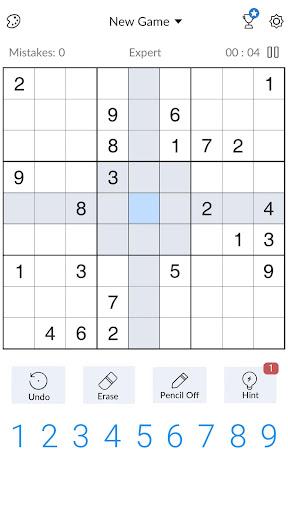 Sudoku - Free Classic Sudoku Puzzles 3.9.0 screenshots 5