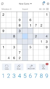 Sudoku – Free Classic Sudoku Puzzles Apk Download NEW 2021 5