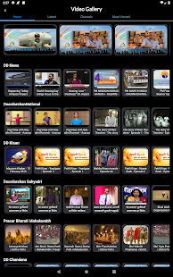 NewsOnAir: Prasar Bharati Official App News+Live 30 Screenshots 11