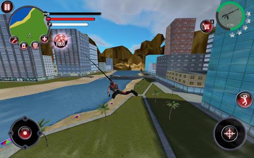 Rope Hero 3.2.4 Screenshots 5