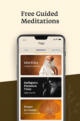 Sadhguru - Yoga, Meditation & Spirituality 6.4.6 Screenshots 6