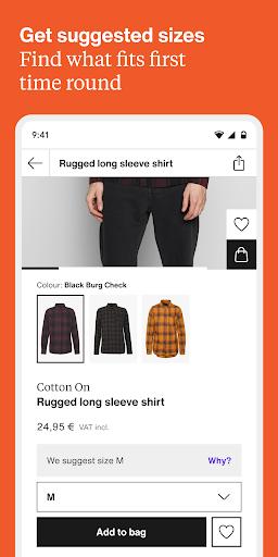 Zalando u2013 fashion, inspiration & online shopping apktram screenshots 5