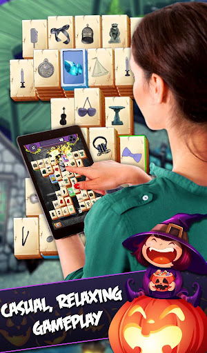 Mahjong Solitaire: Mystery Mansion 1.0.124 screenshots 14