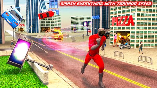 Light Speed hero: Crime Simulator: superhero games 3.4 Screenshots 1