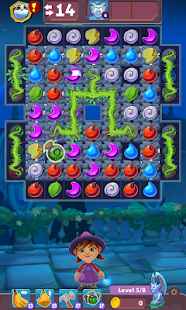 BeSwitched Match 3 Screenshot