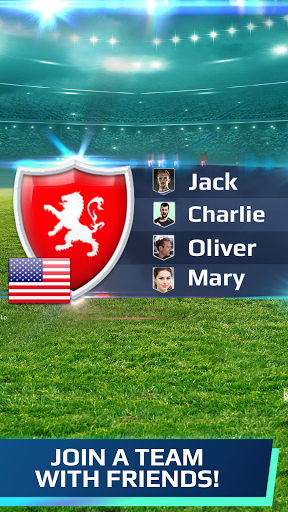Football Rivals - Soccer game to play with friends Apkfinish screenshots 9