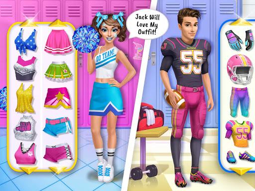 Hannah's Cheerleader Girls - Dance & Fashion  screenshots 18