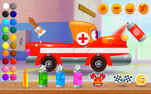 Funny Racing Cars  screenshots 9