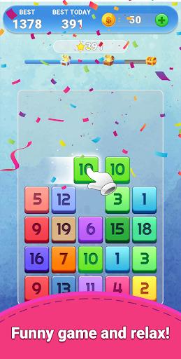 Merge Number Puzzle  screenshots 18