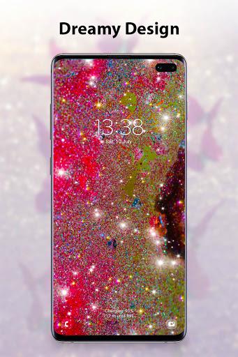 Glitter Live Wallpaper android2mod screenshots 2