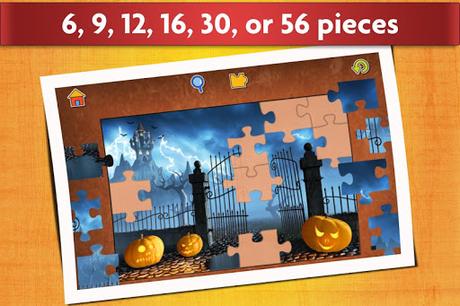 Halloween Jigsaw Puzzles Game - Kids & Adults ud83cudf83 26.0 screenshots 8