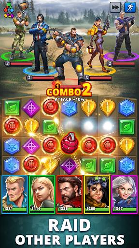 Puzzle Combat: Match-3 RPG 31.0.3 screenshots 6