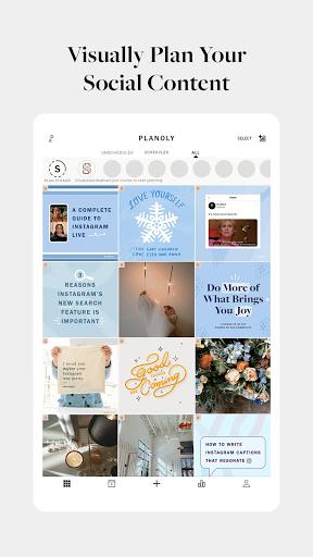 PLANOLY: Schedule Posts for Instagram & Pinterest  Screenshots 16